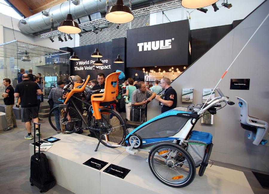 Thule Eurobike 2014 fotogalerie