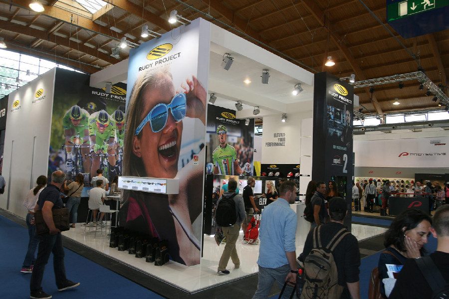 Rudy Project - Eurobike 2014