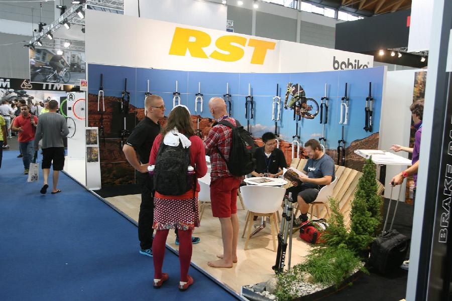 RST - Eurobike 2014