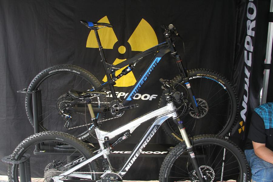 Nukeproof - Eurobike 2014