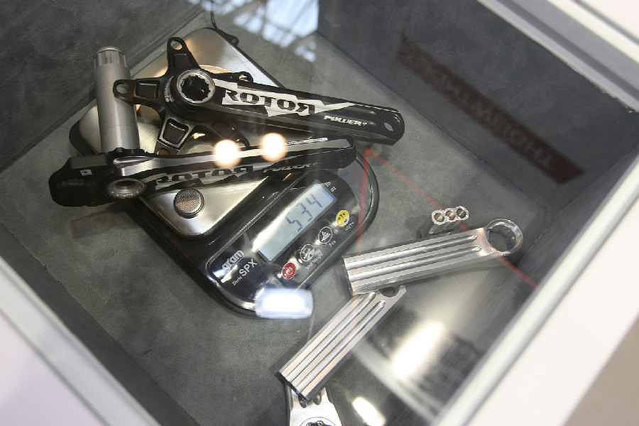 Rotor - Eurobike 2014