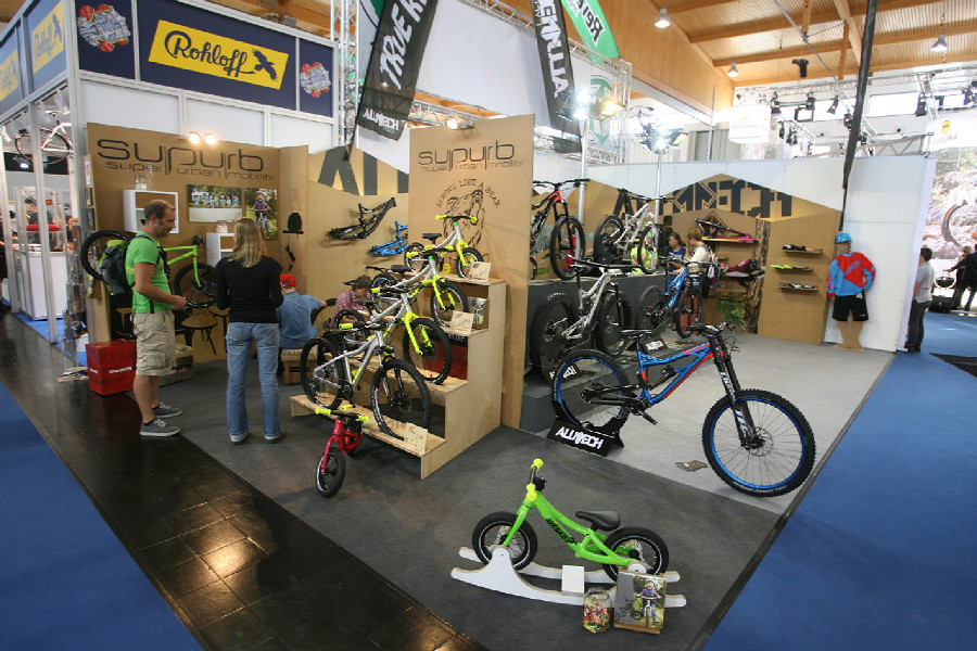 Alutech - Eurobike 2014