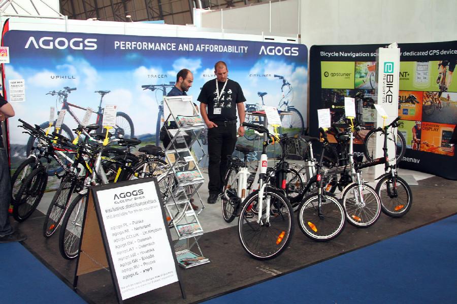 Agogs - Eurobike 2014