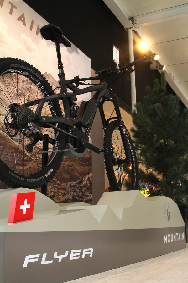 Flyer - Eurobike 2014