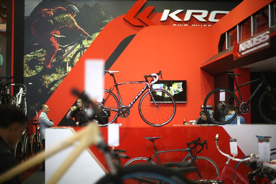 Kross - Eurobike 2014