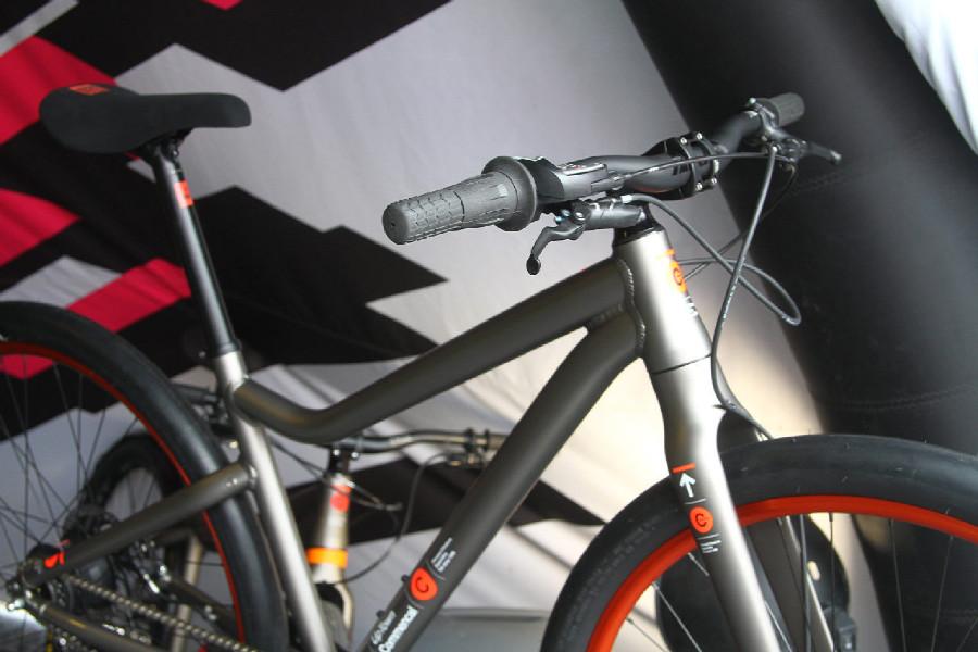 Commencal Eurobike 2014 fotogalerie