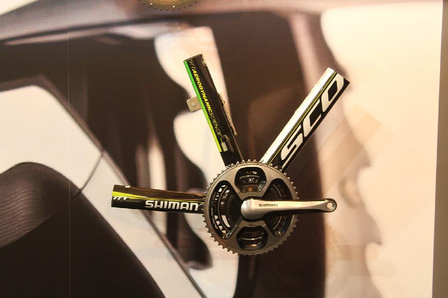 SRM - Eurobike 2014