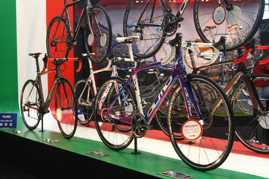 Olmo - Eurobike 2014