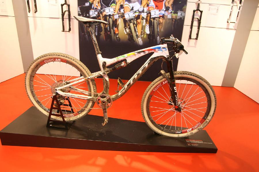 DT Swiss - Eurobike 2014