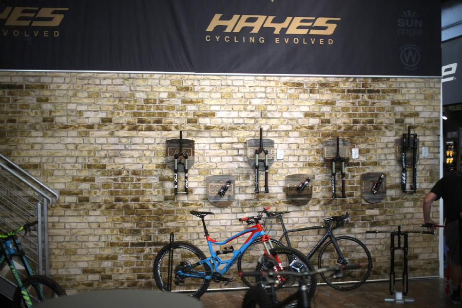 Hayes / Manitoou - Eurobike 2014