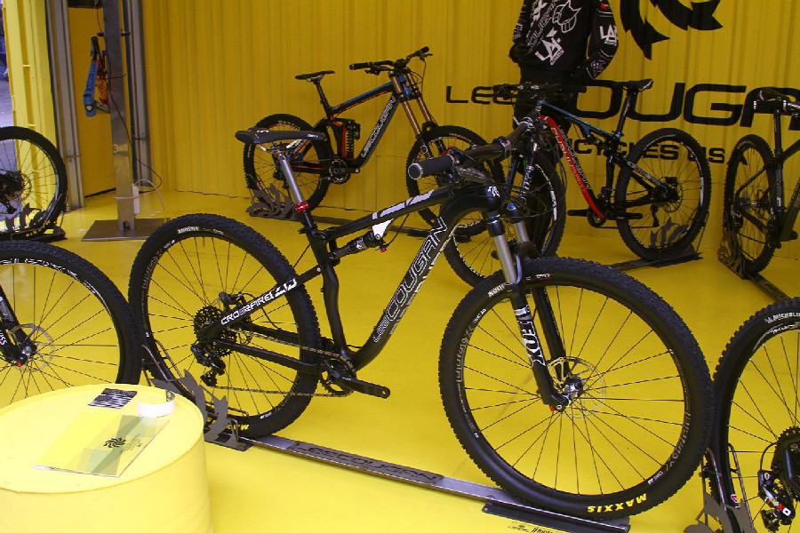 Lee Cougan - Eurobike 2014