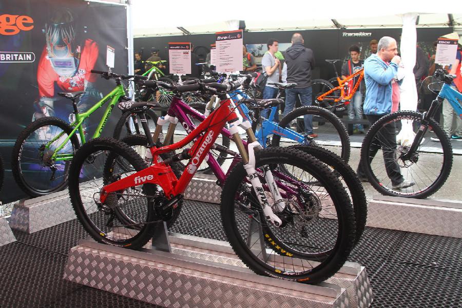 Orange - Eurobike 2014