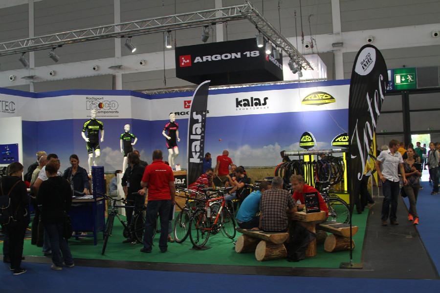 Kalas - Eurobike 2014