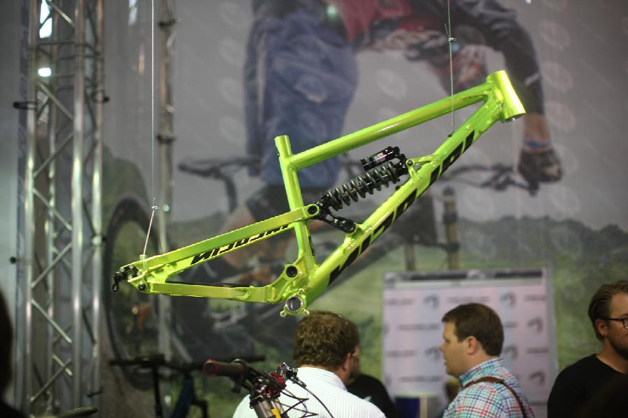 Nicolai - Eurobike 2014