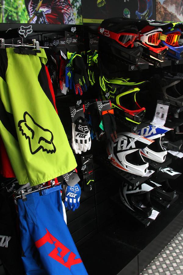Fox - Eurobike 2014