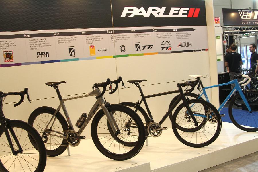 Parlee - Eurobike 2014