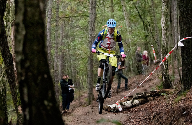 Fotogalerie: Bike Rally Most 2014 - Specialized Enduro Series #4