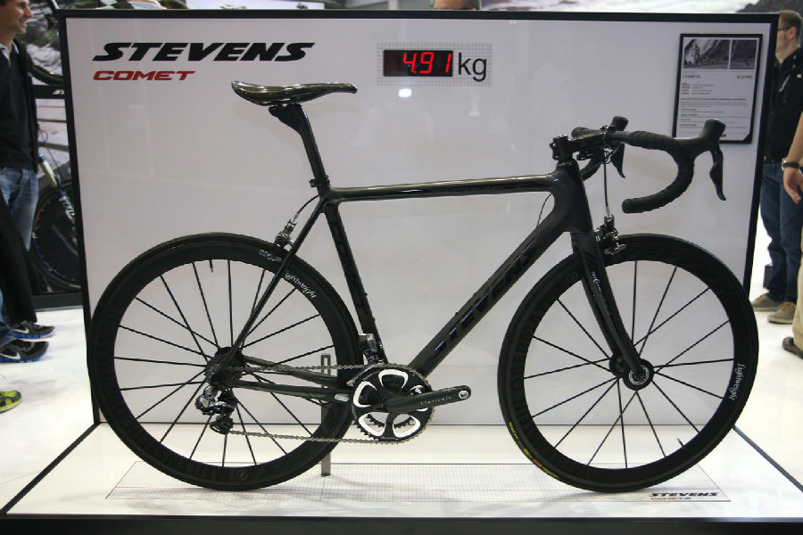 Stevens - Eurobike 2014