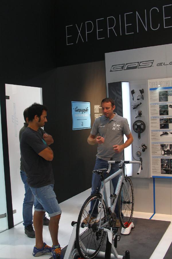 Campagnolo - Eurobike 2014