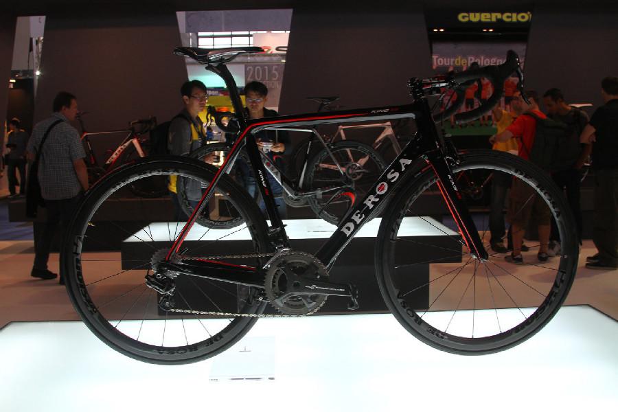 DeRosa - Eurobike 2014