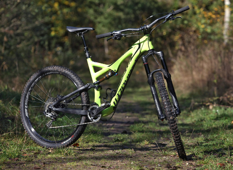 Specialized Stumpjumper FSR Expert Carbon EVO
