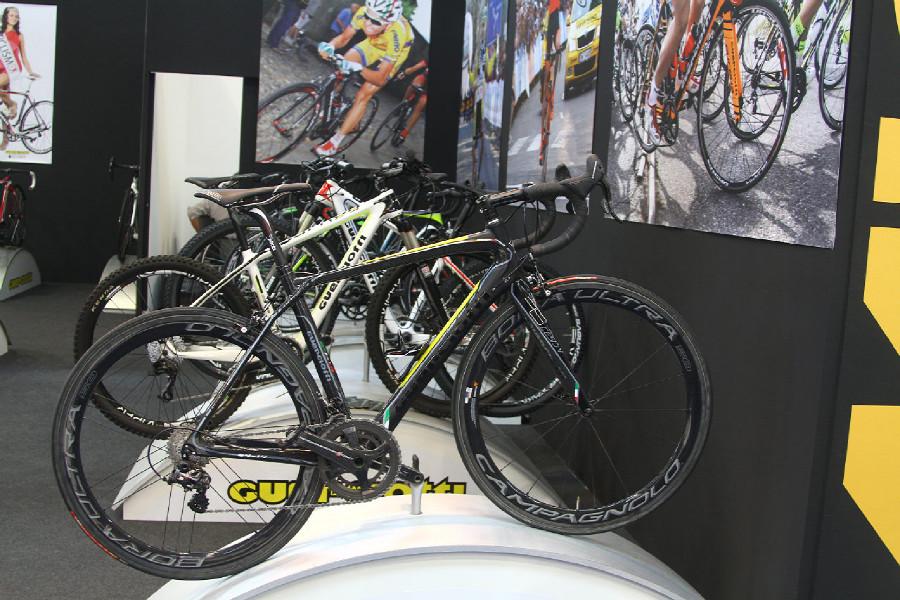 Guerciotti - Eurobike 2014