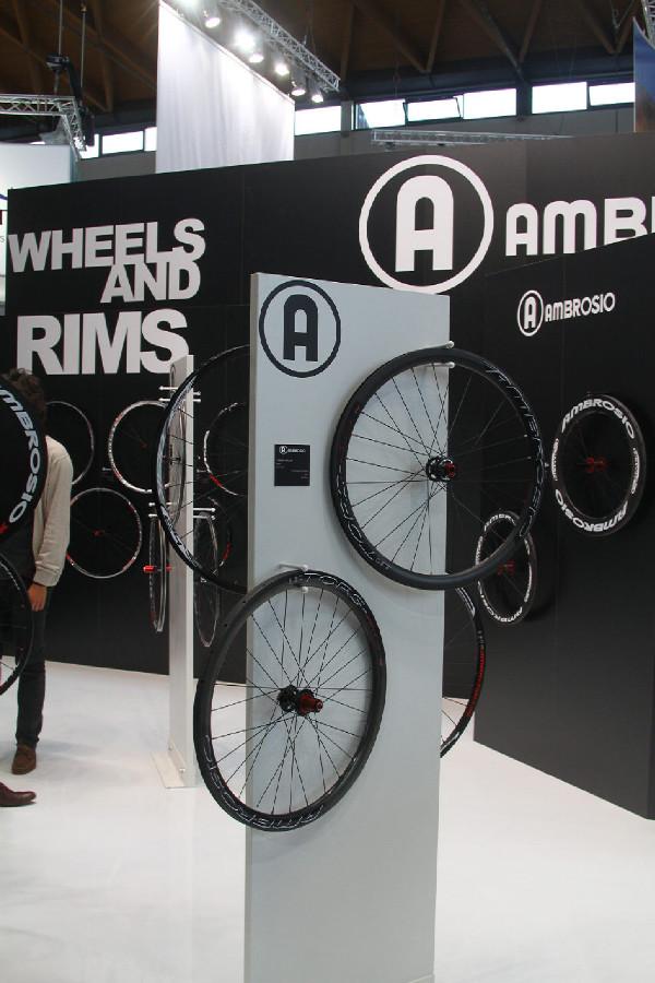 Ambrosio - Eurobike 2014