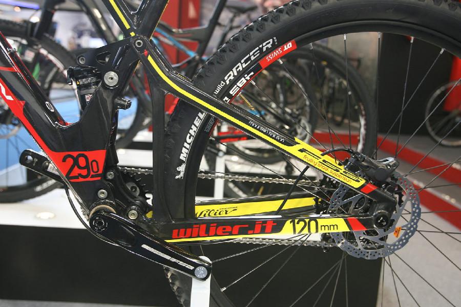 Wilier - Eurobike 2014