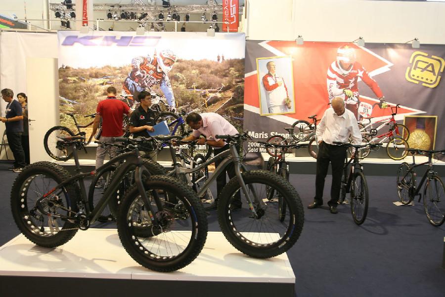KHS - Eurobike 2014