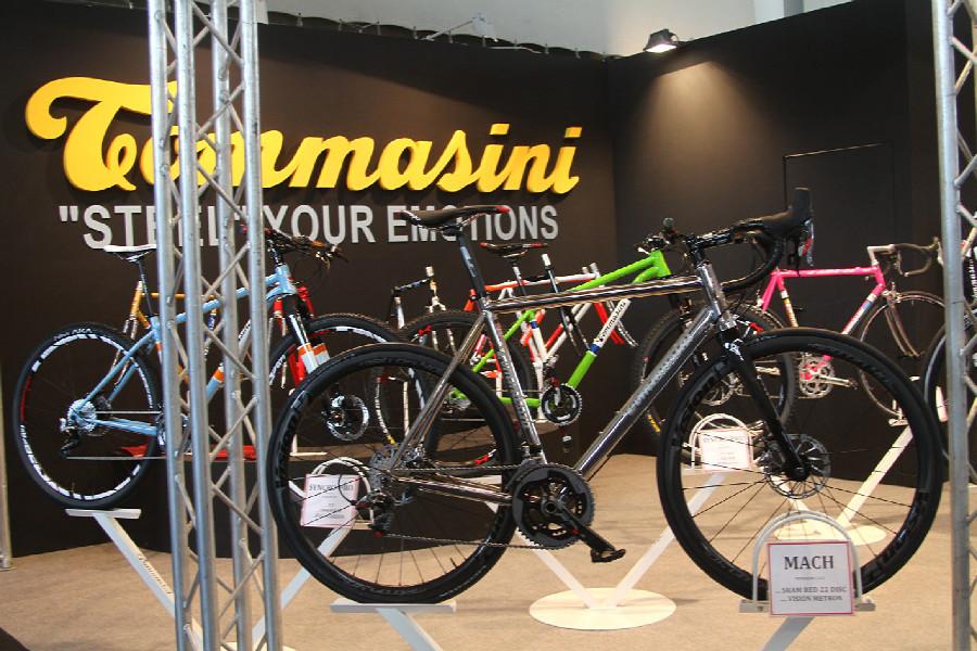 Tommasini - Eurobike 2014