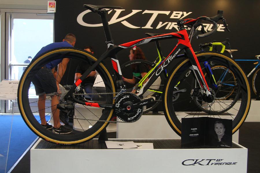 CKT - Virenque - Eurobike 2014