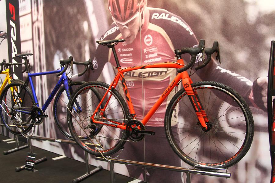 Raleigh - Eurobike 2014