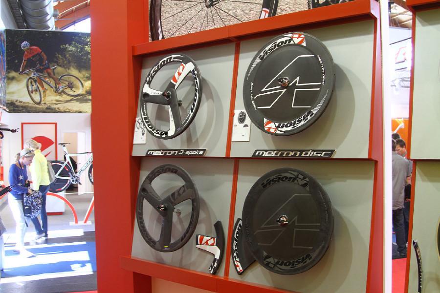 Vision - Eurobike 2014