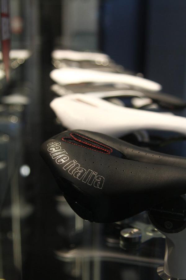 Selle Italia - Eurobike 2014