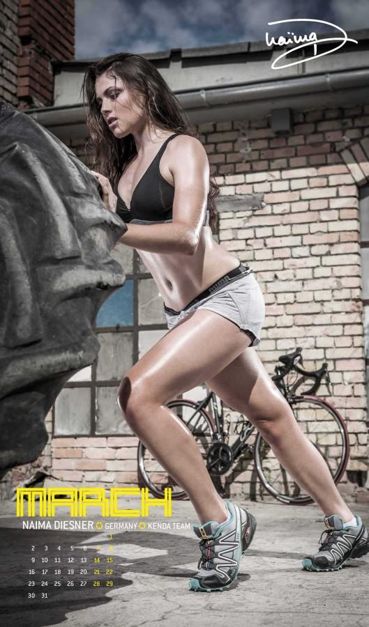 Kalendář Cyclepassion 2015