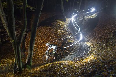 Trek Prague Night MTB Series #3 2014 - Točná