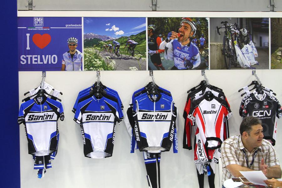 Santini - Eurobike 2014
