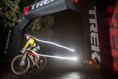 Trek Prague Night MTB Series #3 2014 - Točná