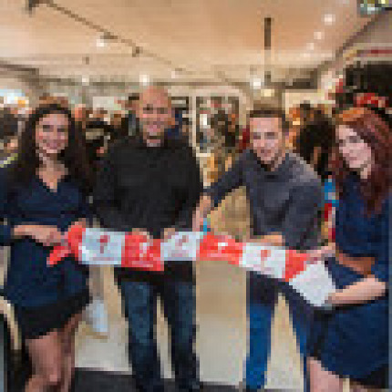 Fotogalerie: Otevření Specialized Concept Store Č. Budějovice