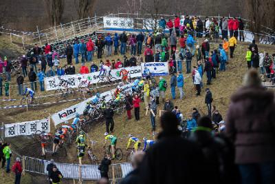 Mistrovství ČR v cyklokrosu 2015 - Slaný