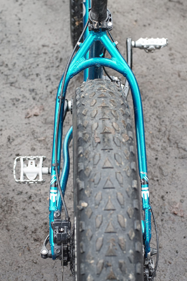 Mongoose Argus