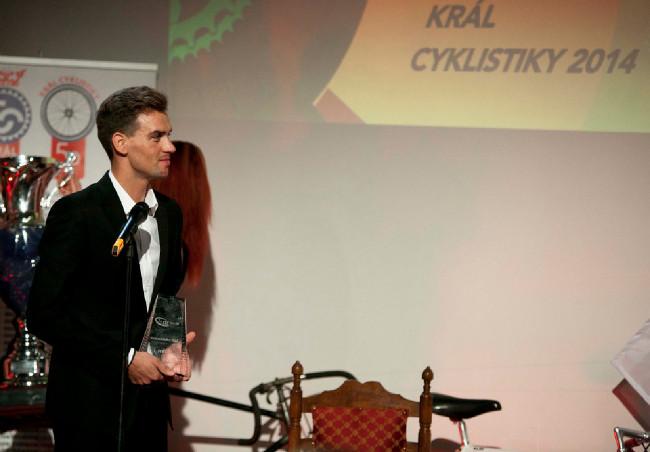 Král cyklistiky 2014 - Zdeněk Štybar