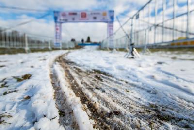 Středa: sníh, led, místy bláto