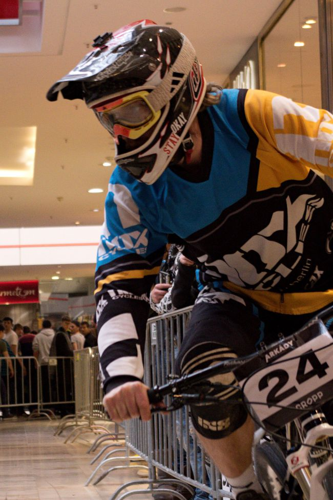 Arkády DownMall 2015