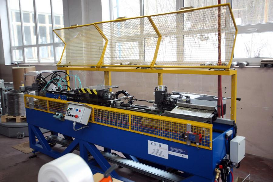 Remerx - stroj na seslabování drátu