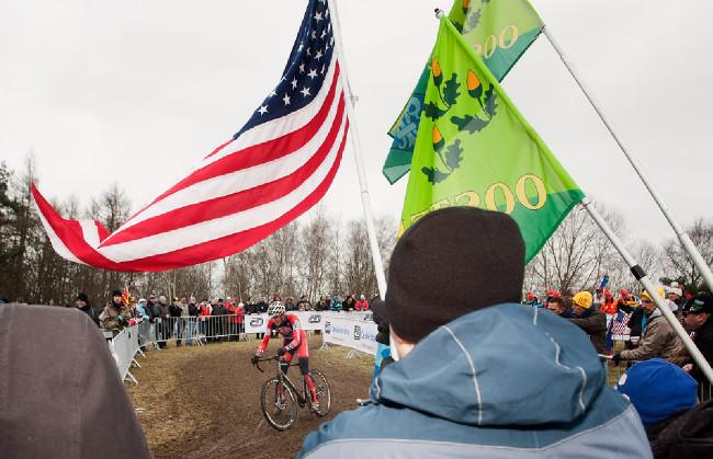 Fotogalerie: MS v cyklokrosu 2015 - fanoušci