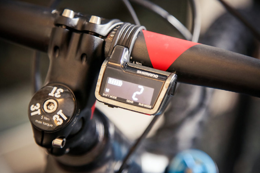 Představení BMC Trailfox TF01 XTR Di2