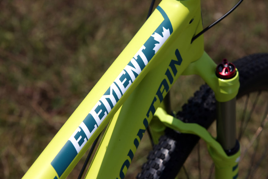 Fotogalerie: Rocky Mountain Element 950 RSL