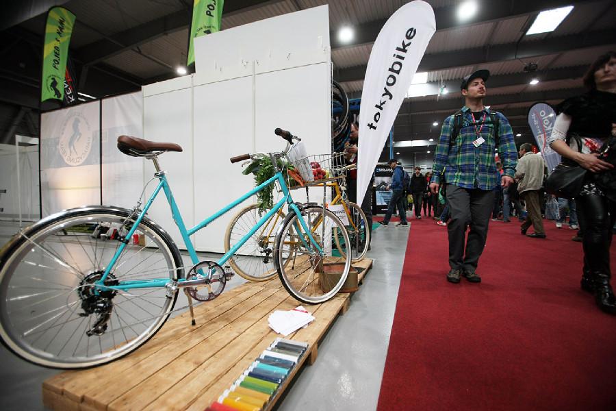 Střípky For Bikes 2015 Tokyobikes