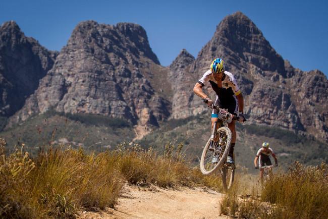 Fotogalerie: Cape Epic 2015 - 5. etapa
